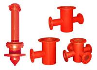 Пожарные гидранты, пожарные подставки